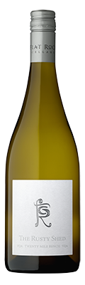 <pre>2018 The Rusty Shed Chardonnay</pre>