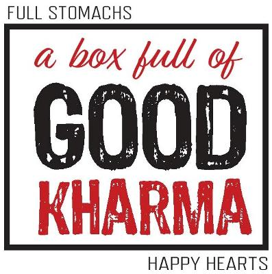 <pre>GOOD KHARMA BOX</pre>