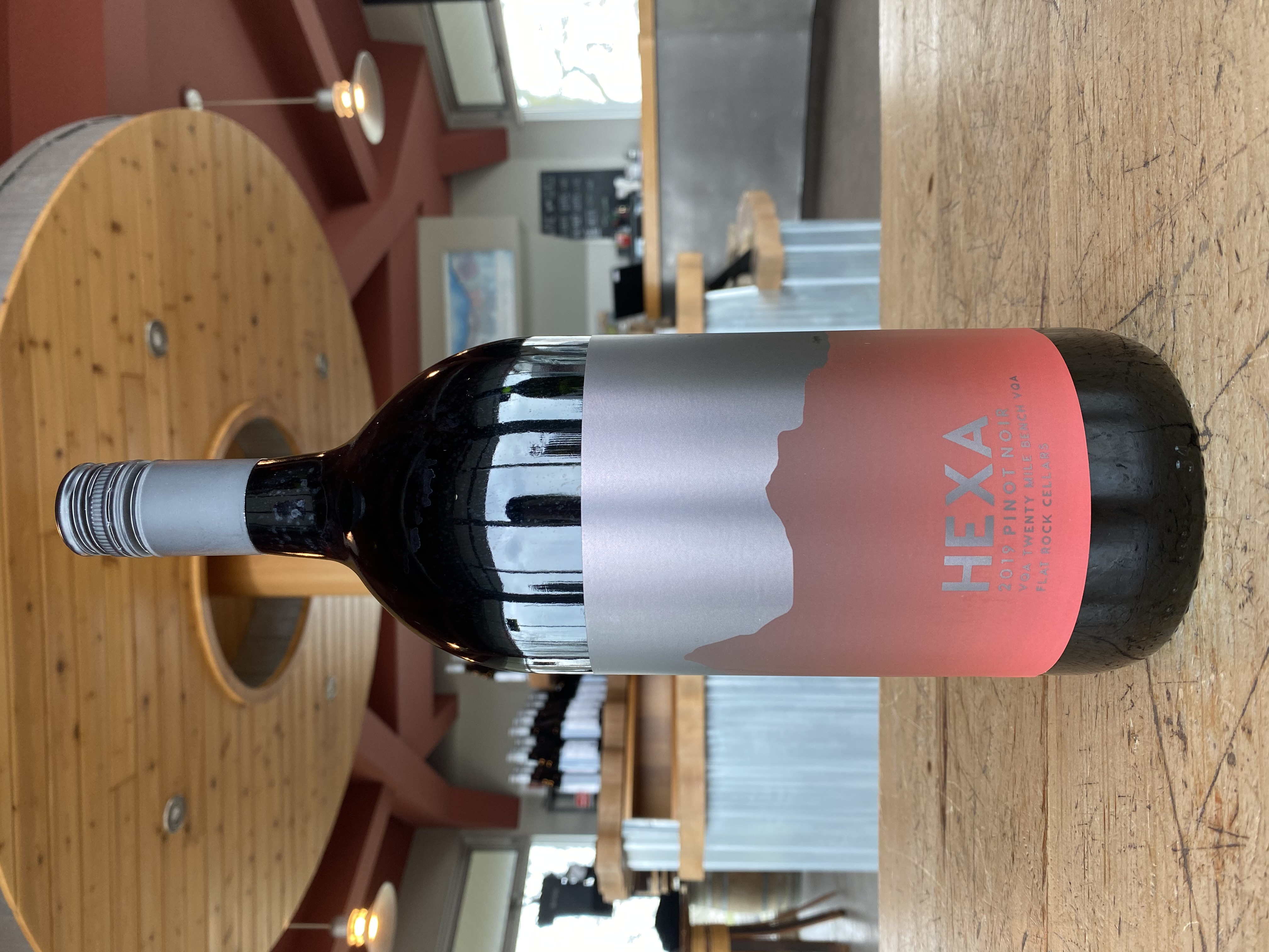 Product Image for 2019 Hexa Pinot Noir MAGNUM